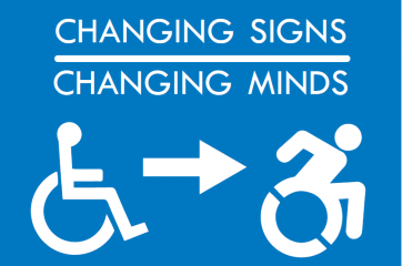 Wheelchair Accessibility Logo: Changing Signs, Changing Minds